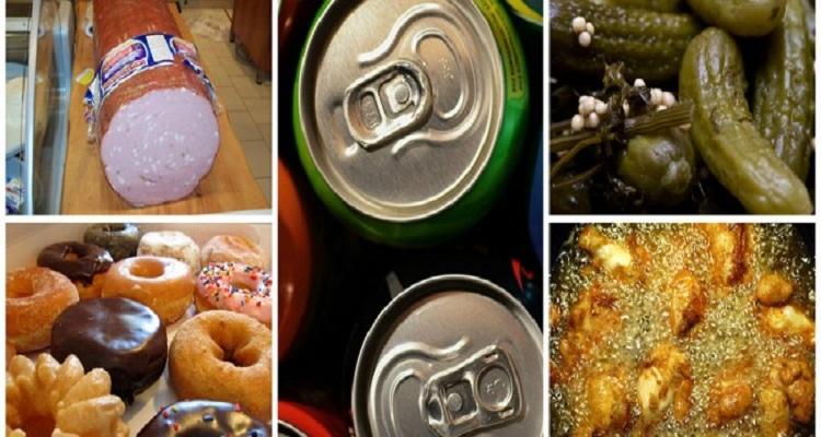 تحذير هام وخطير جدا |  10 أطعمة تسبب السرطان احذر دخولها البيت