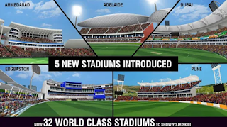 World Cricket Championship 2 MOD APK 2.7.6 Stadium Unlocked