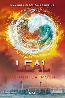 Divergente III: Leal, de Veronica Roth