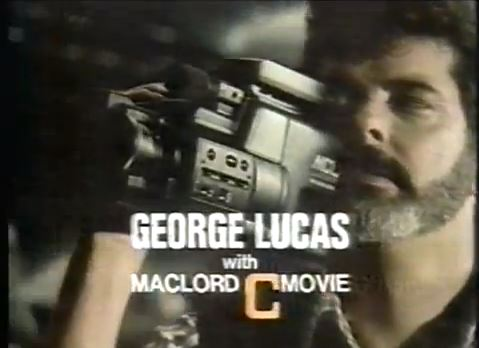 george lucas japanaese advert