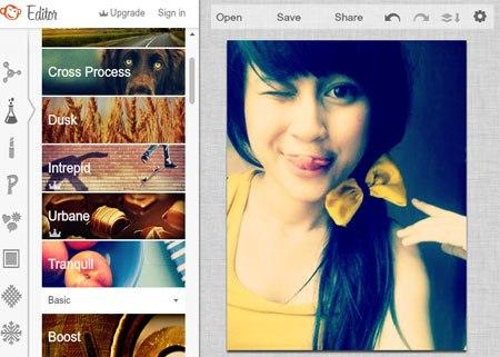 Cara membuat Foto Seperti Instagram