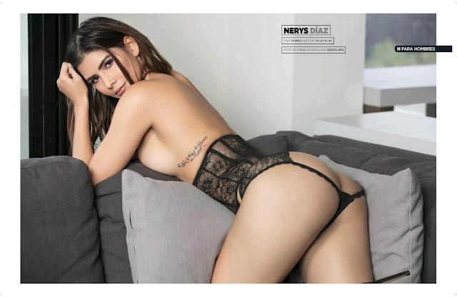 Nerys Díaz Revista H Mayo 2018 - 4