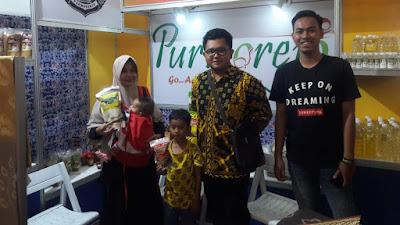 Produk Unggulan Purworejo, Tampil di Jogja City Mall - Yogyakarta dalam acara Pameran Produk Kreatif dan Investasi Daerah Expo 2019
