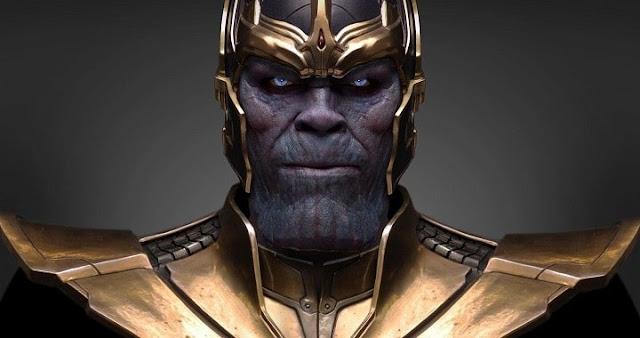 Josh Brolin es Thanos en Avengers: Infinity War