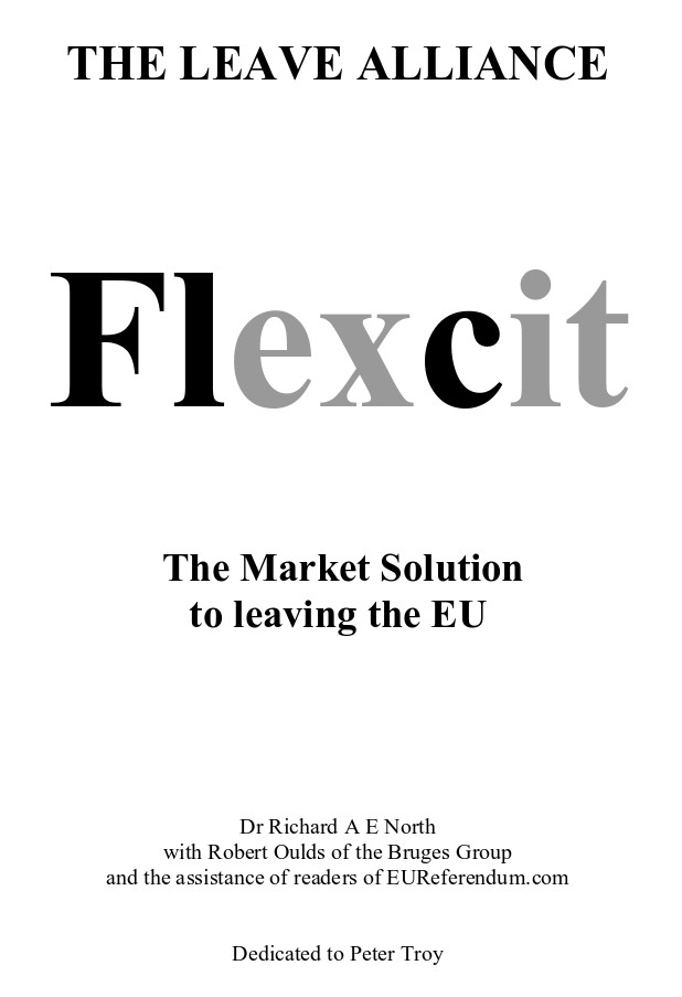 FLEXCIT: The Market Solution