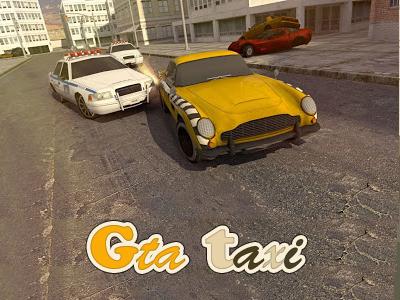 لعبة جاتا تاكسي