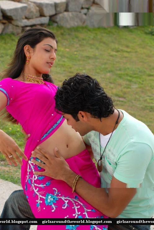 Indian Actors Enjoying Indian Actress Hot Photos