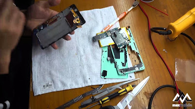 thay sửa màn sony xperia tại maxmobile