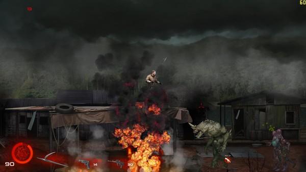 تحميل لعبة الاكشن والقتال الرائعة ryan black 2017