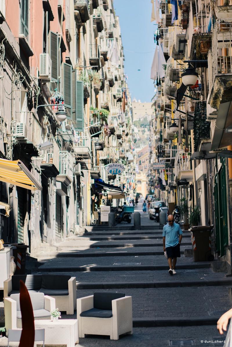 italien roadtrip reise neapel stadt
