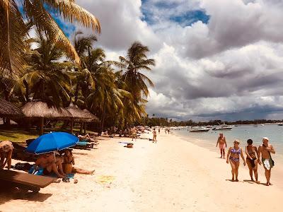 Grand Baie Strand Mauritius - webook.ch