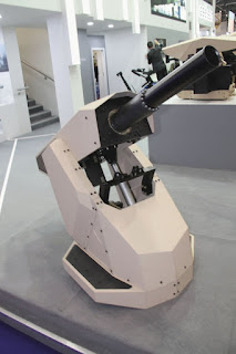 Mortar Alkar 81 mm