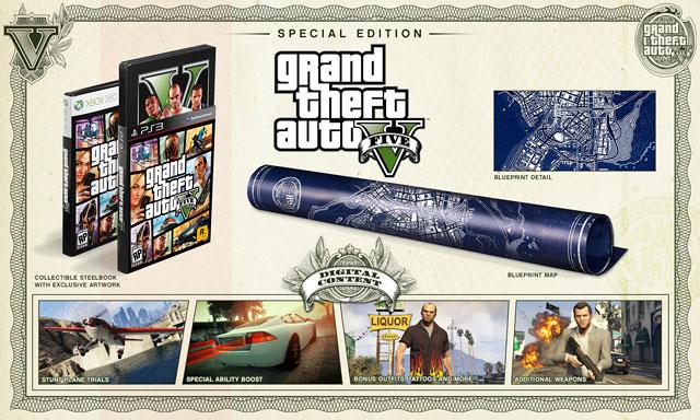 GTA 5 Special Edition Image