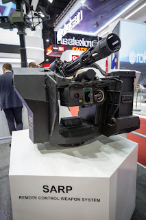 Stabilized Advanced Remote Weapon Platform-SARP