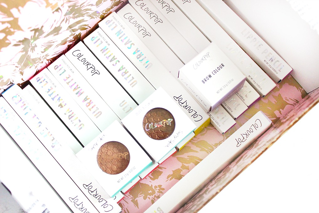 how to get colourpop to the UK