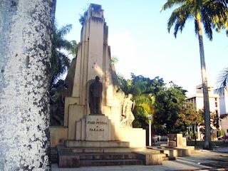 Morte de João Pessoa faz 88 anos e é lembrada com homenagens