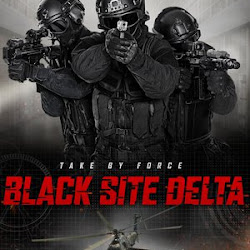 Poster Black Site Delta 2017