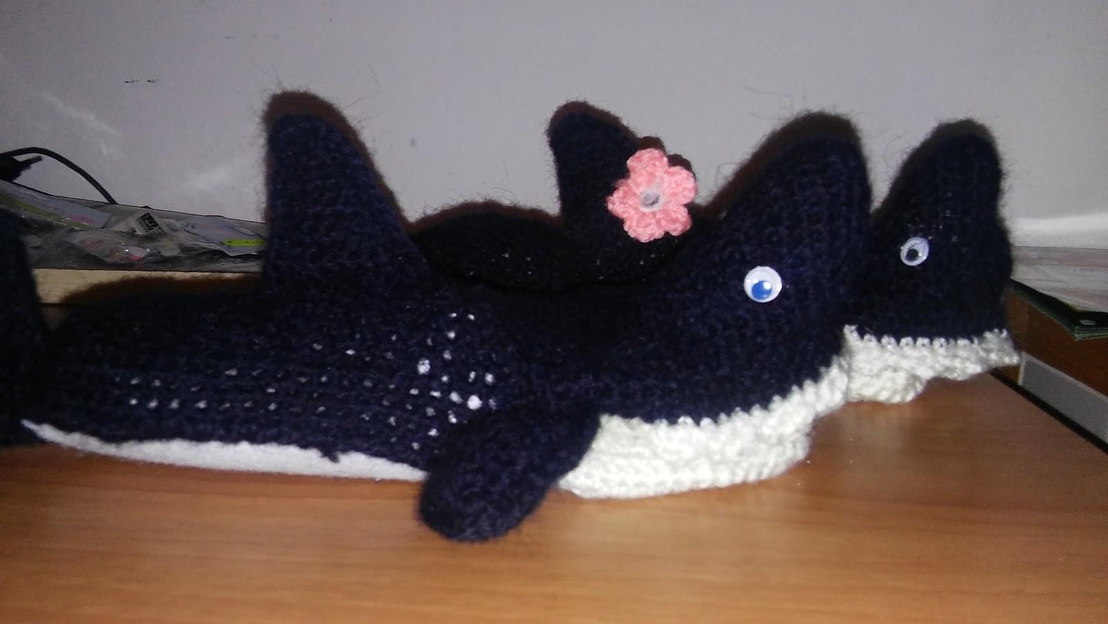Immagine di ispirazione 32+ di Schema all'uncinetto dello squalo ... | 902x1600