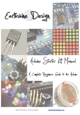 Arduino PDF: Arduino Starters Kit Manual