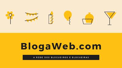 rede social BlogaWeb