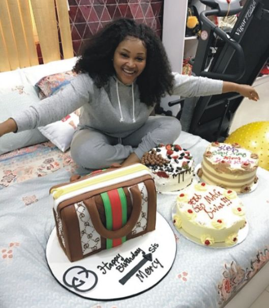 Mercy Aigbe Shares Beautiful Photos To Mark 39th Birthday
