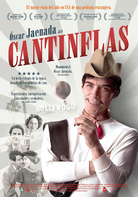 Cartel: Cantinflas