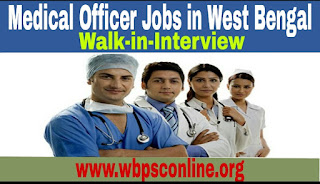 Walk-in-Interview For Medical Officer Jobs in West Bengal - image Medical%2BOfficer%2BJobs on http://wbpsconline.org