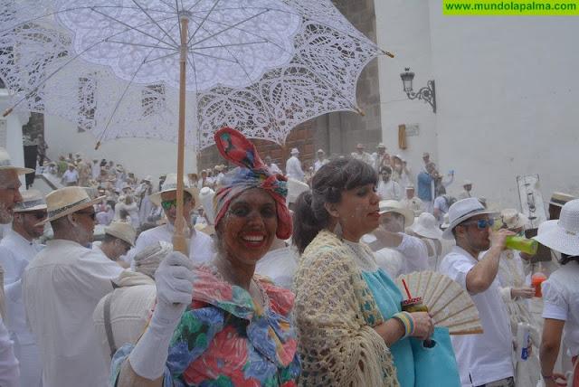 La fiesta de los Enharinados - Los Indianos en Santa Cruz de La Palma