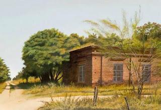 paisajes-rurales-oleo-realismo panoramas-rurales-pinturas
