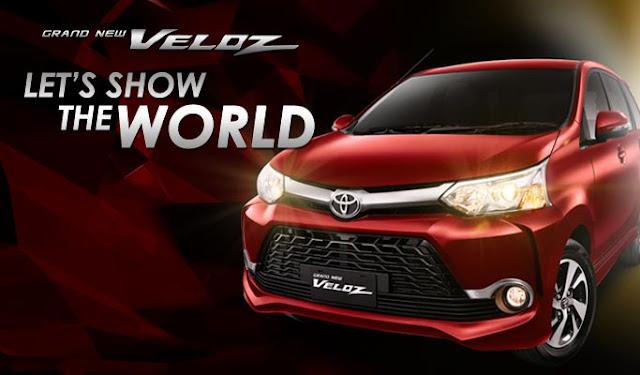 Spesifikasi Harga Kredit & Cicilan Toyota Avanza Veloz Surabaya