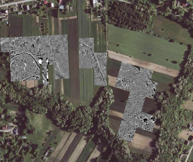 Prehistoric defensive settlements discovered in Poland