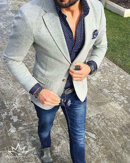 Como Vestir Como Un Autentico Caballero Con Estos Super Outfits Elegantes Para Hombre El Como De Las Cosas