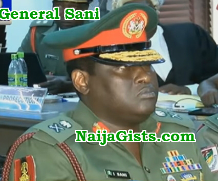 nigerian army general sells stolen army land