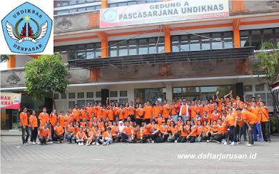 Daftar Fakultas dan Program Studi UNDIKNAS Universitas Pendidikan Nasional Bali