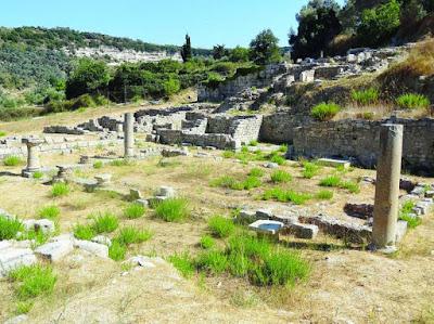 Ο αρχαιολόγος Χάμφρι Πέιν