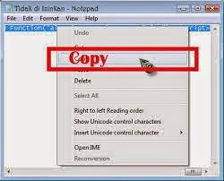 Cara Membuka Block Artikel Yang Tidak Bisa di Copy Paste ...