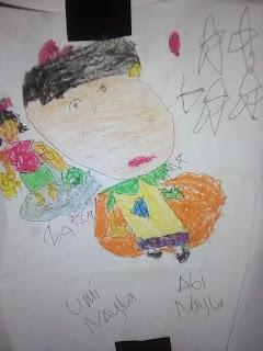 Lukisan Nayla
