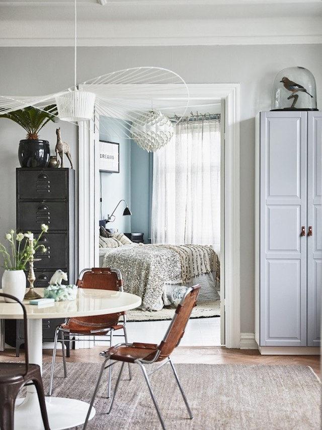 Decoraci n oto al en una casa sueca decorar mi casa for Decorar casa zelda breath