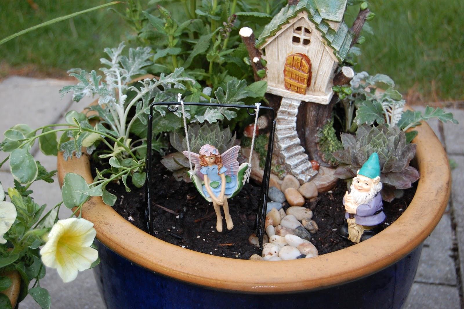 Finding Grace Interiors A Fairy Garden