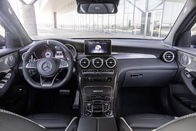 Mercedes-AMG GLC C 63