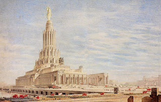 El Palacio de los Soviets de Stalin