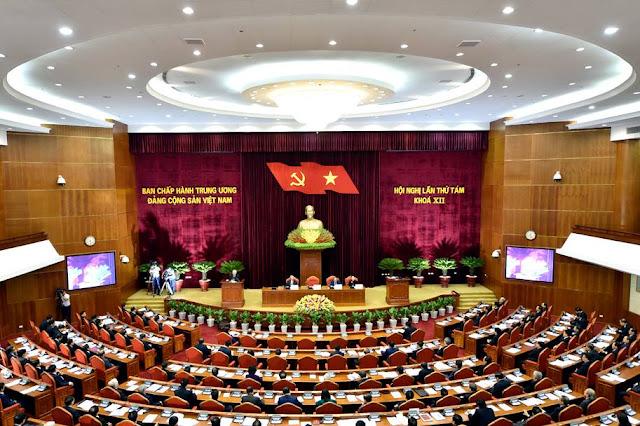Hội nghị Trung ương 8 khóa XII