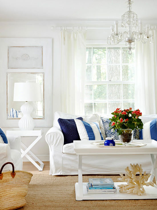 Mix And Chic: Cottage Style Decorating Ideas!