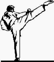 Another Way To Look At Martial Arts: Roundhouse kicks.