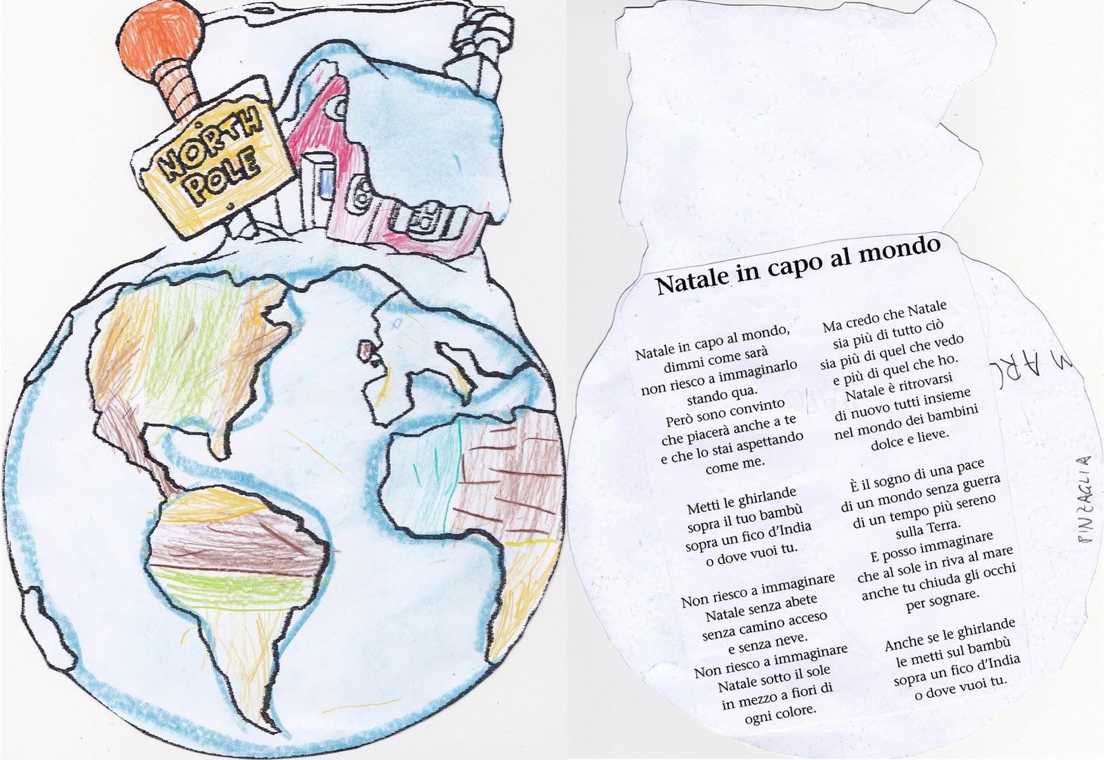 Poesie Di Natale Prima Elementare.Mamme Come Me Buon Natale