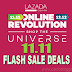 Lazada PH Online Revolution November 11 Flash Sale Deals