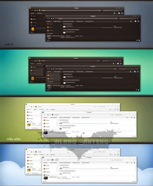 Minimal 2.0 dark win8 Visual Style
