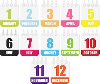 تحليل شخصية شهر ميلادك