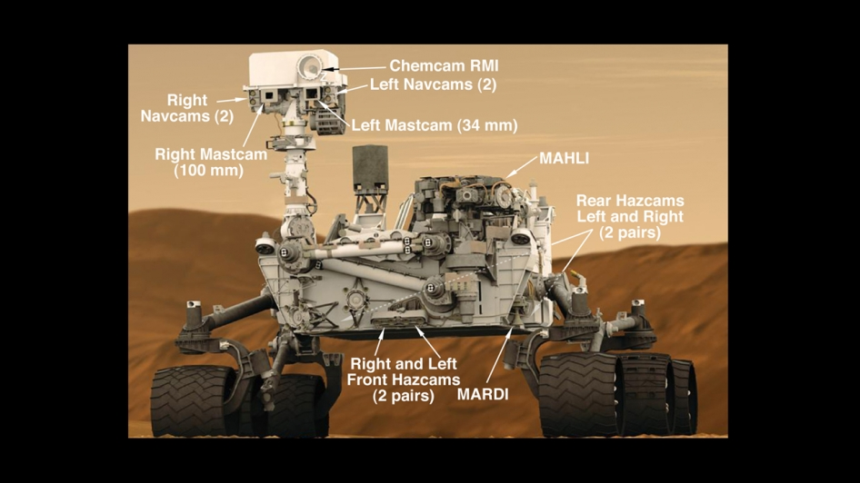 mars rover curiosity live camera - photo #20