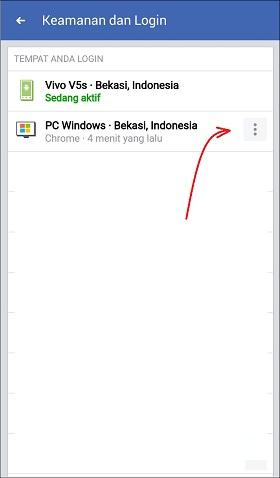 Cara Logout Akun Facebook Dari Perangkat Lain Dengan Mudah